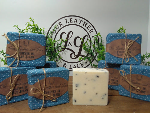 Forever in Blue Jeans - All Natural Handcrafted Soap