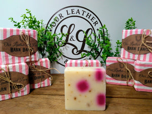 Barn Dance - All Natural Handcrafted Soap