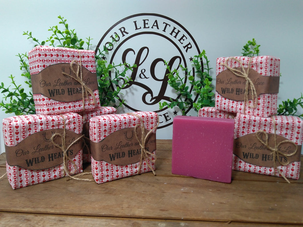 Wild Hearts - All Natural Handcrafted Soaps