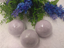 Load image into Gallery viewer, Rhoda's Rosemary and Lavender All Natural Bath Bomb