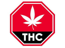 Load image into Gallery viewer, THC EDIBLE WARNING SIGN