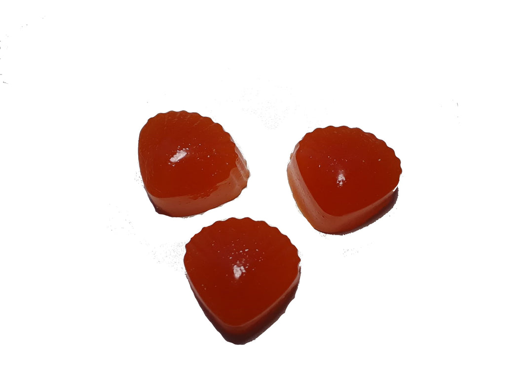 Gummy Seashells - 150mg THC | 150mg CBD