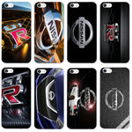 Nissan Logo Car Print Soft TPU Silicon Mobile Phone Cases for iPhone X XR XS 11 Pro Max 10 7 8 Plus 4 4S 5 5S SE 5C Bags Cover