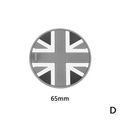 Britain flag themed car coaster