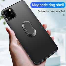 For Cubot X20 Pro Case For Cubot X20 Luxury Magnetic Magnet Car Finger Ring Case On For Cubot X20 Pro