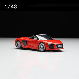 1:43 scale boutique alloy car die-casting sports car metal convertible model toy adult children gift collection decorations