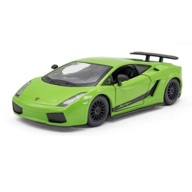 Lamborghini gallardo scale car