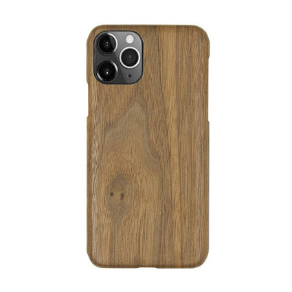 Wood carbon fiber case for iPhone 11/ 11 Pro Max Fran-zzk creative Thin and light bamboo phone cases for Xs Max Xr X back cover