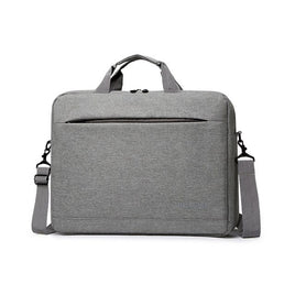 Vintage Business Folder File Laptop Bag Large Capacity Briefcase Luggage Office Handbag Male Document Case Totes Shoulder Bag