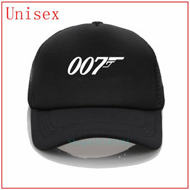 James Bond 007 unisex cap