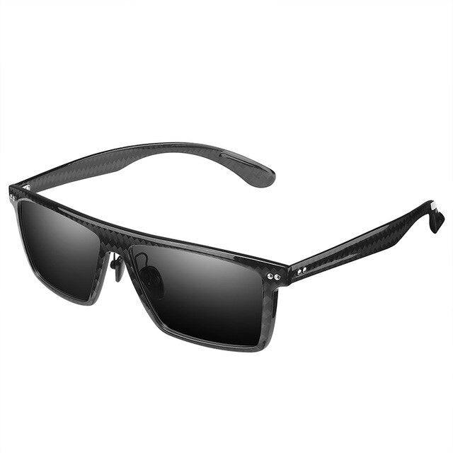 Polarized carbon fiber sunglasses
