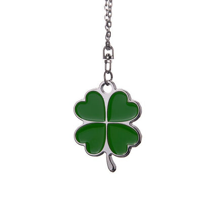 Lucky clover car pendant