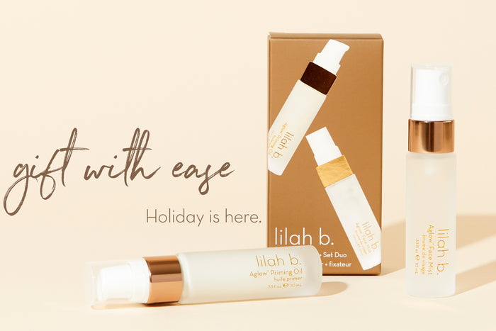 lilah b. Holiday Bundle Homepage Banner