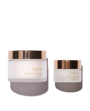 Aglow™ Cleansing Butter Duo