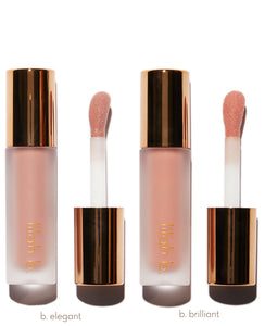 Lovingly Lip™ Duo - b. elegant + b. brilliant