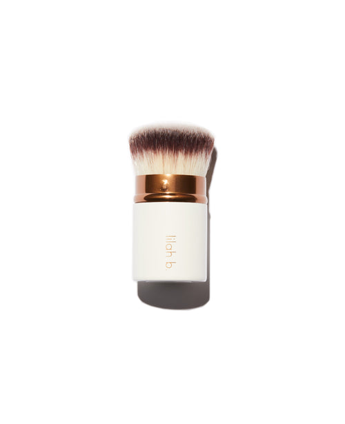Retractable Crème Foundation Brush