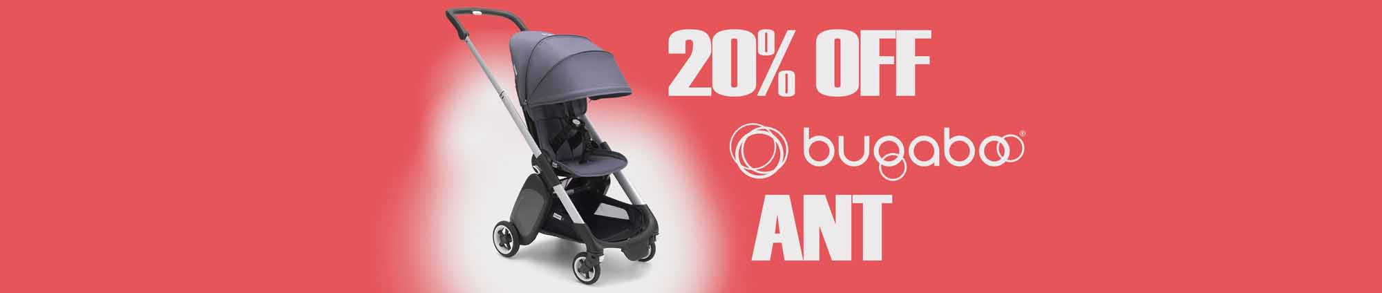 Bugaboo ANT 20 off