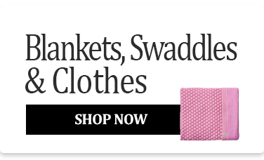 Baby Blankets, Swaddles & Clothes
