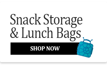Snack Storage & Lunch Bags