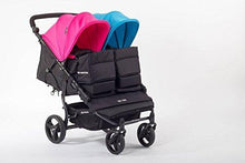 Load image into Gallery viewer, Baby Monsters Soft Carrycot for Easy Twin 3.0S - Mega Babies