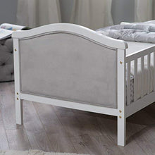 Load image into Gallery viewer, Orbelle Upholstered Toddler Bed