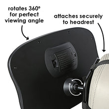 Load image into Gallery viewer, Diono Easy View XXL Car Mirror with Dual LED Lights
