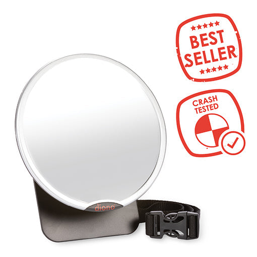 Diono Easy View Back Seat Car Mirror