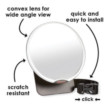 Load image into Gallery viewer, Diono Easy View Back Seat Car Mirror