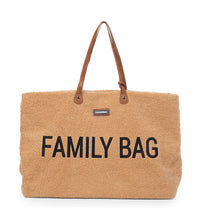 Load image into Gallery viewer, Childhome Family Bag Teddy Beige