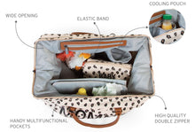 Load image into Gallery viewer, CHILDHOME MOMMY BAG LEOPARD
