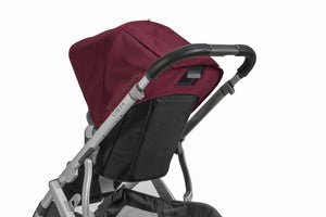 UPPAbaby VISTA Leather Handlebar Covers (Fits VISTA 2015 - Later) - Mega Babies