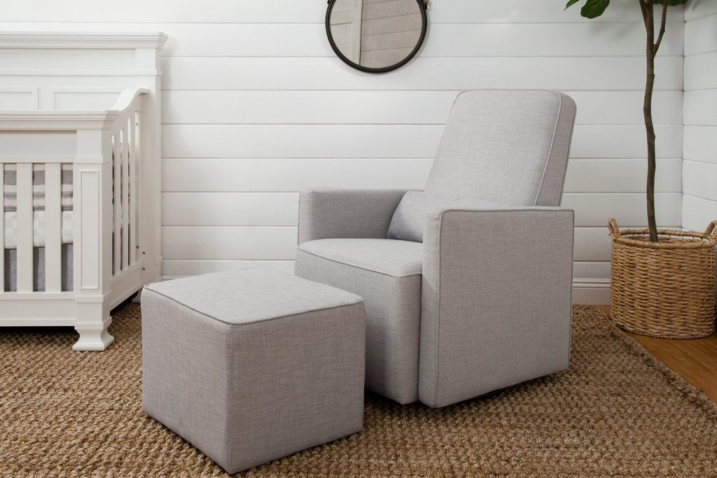 Whitney Glider with Ottoman
