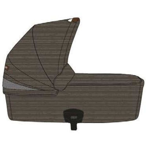 Armadillo Flip XT3 Carrycot - Chestnut - Convertible Stroller