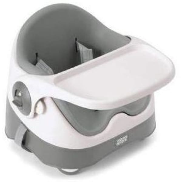 Baby Bud Booster Seat - Soft Grey - Booster Seat
