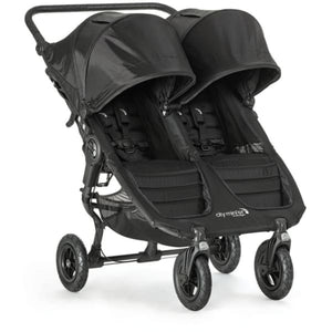 Baby Jogger City Mini GT Double Stroller - Black / Gray - Double Stroller