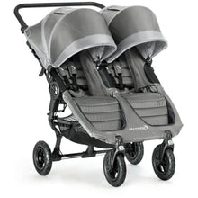 Load image into Gallery viewer, Baby Jogger City Mini GT Double Stroller - Steel Gray - Double Stroller
