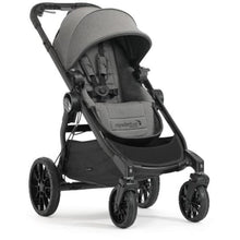 Load image into Gallery viewer, Baby Jogger City Select LUX Double Stroller - Ash - Double Stroller