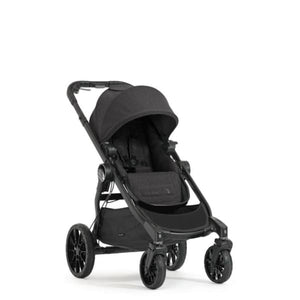 Baby Jogger City Select LUX Double Stroller - Granite - Double Stroller