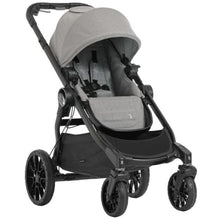 Load image into Gallery viewer, Baby Jogger City Select LUX Double Stroller - Slate - Double Stroller