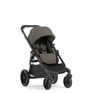 Baby Jogger City Select LUX Double Stroller - Taupe - Double Stroller