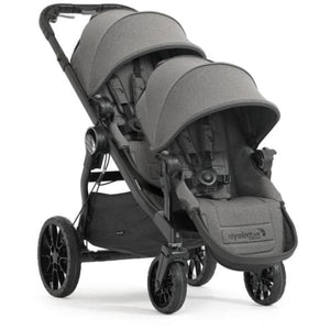 Baby Jogger city select LUX Second Seat Kit - Ash - Strollers Accessories