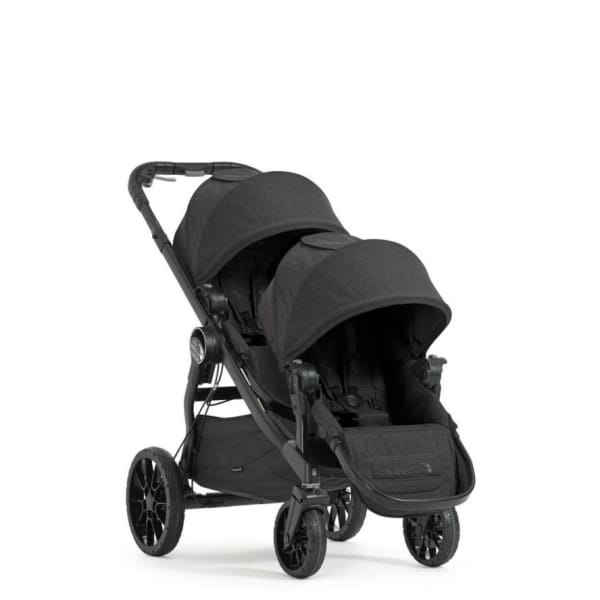 Baby Jogger city select LUX Second Seat Kit - Granite - Strollers Accessories