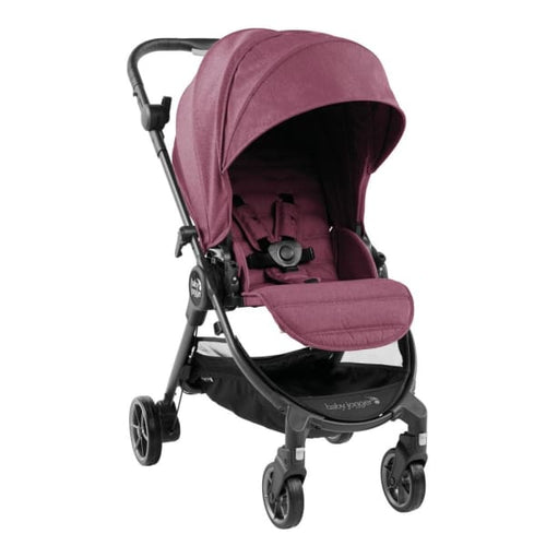 Baby Jogger City Tour LUX Stroller - Rosewood - Lightweight & Travel Stroller