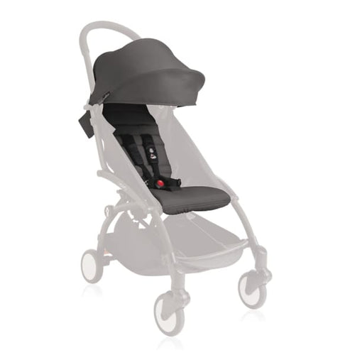 Babyzen YOYO+ 6+ Color Pack - Grey - Stroller Seat