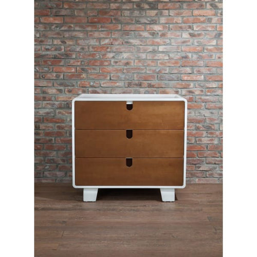 Bloom Retro Dresser - Oak - Baby Nursery