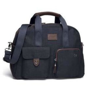 Bowling Style Changing Bag - Navy Twilight - Stroller Bag