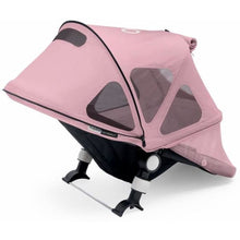 Load image into Gallery viewer, Bugaboo Buffalo Breezy Sun Canopy - SOFT PINK - Stroller Sun Shade Canopy