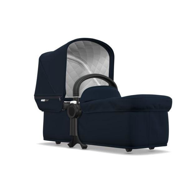 Bugaboo Donkey² Bassinet Fabric Complete Set - Classic: Dark Navy - Stroller Bassinet