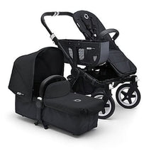 Load image into Gallery viewer, Bugaboo Donkey Classic Mono Complete Stroller Set - BLACK / BLACK + BLACK - Convertible Stroller