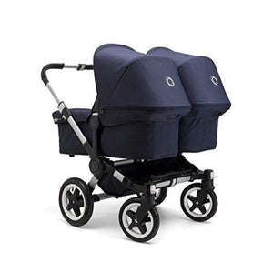 Bugaboo Donkey Classic+ Twin Set Navy - Stroller Bassinet